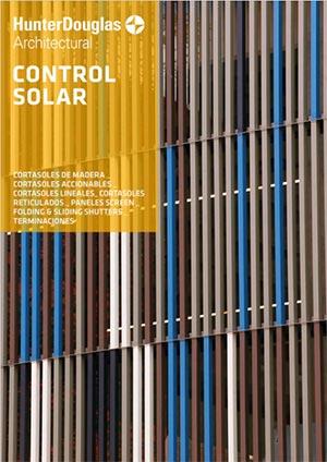 Book Control Solar
