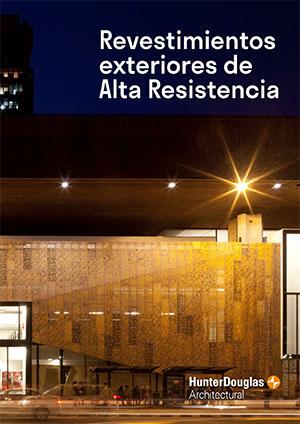 Brochure Revestimientos Exteriores De Alta Resistencia