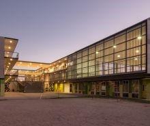 Colegio Terraustral del Sol, en Maipú.