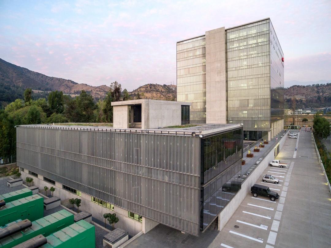 Edificio Operación Nacional Claro Chile