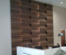 Nuevo revestimiento Wave Wall 3form