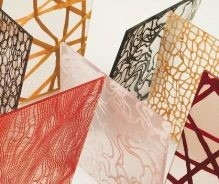 Productos 3form de Hunter Douglas: Revestimientos Translúcidos.