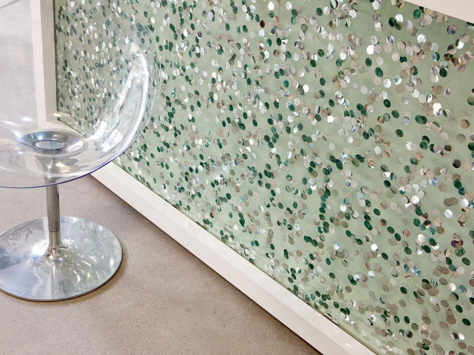 Novedoso producto: 3form Poured Glass