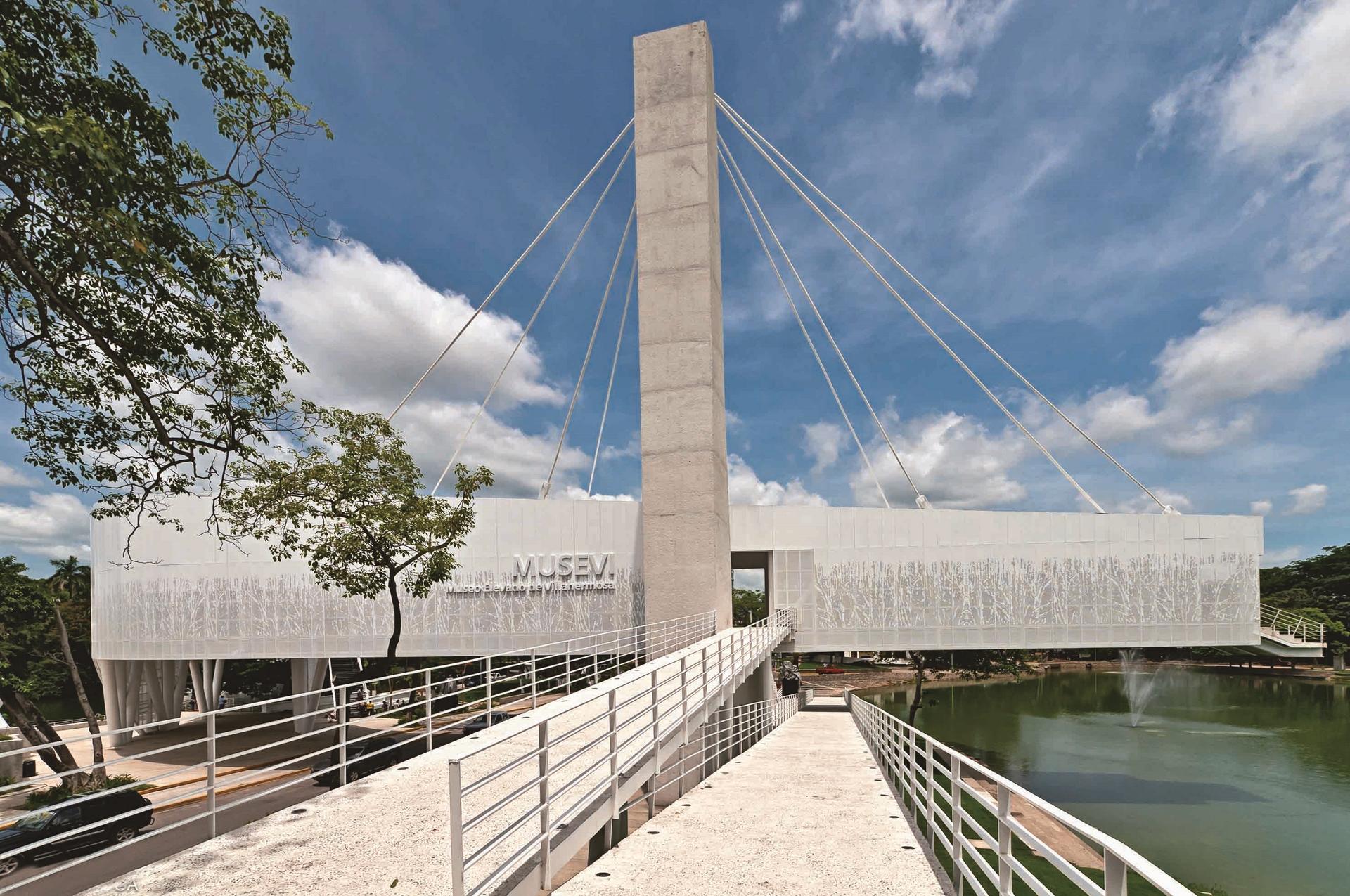 Museo Elevado de Villahermosa MUSEVI