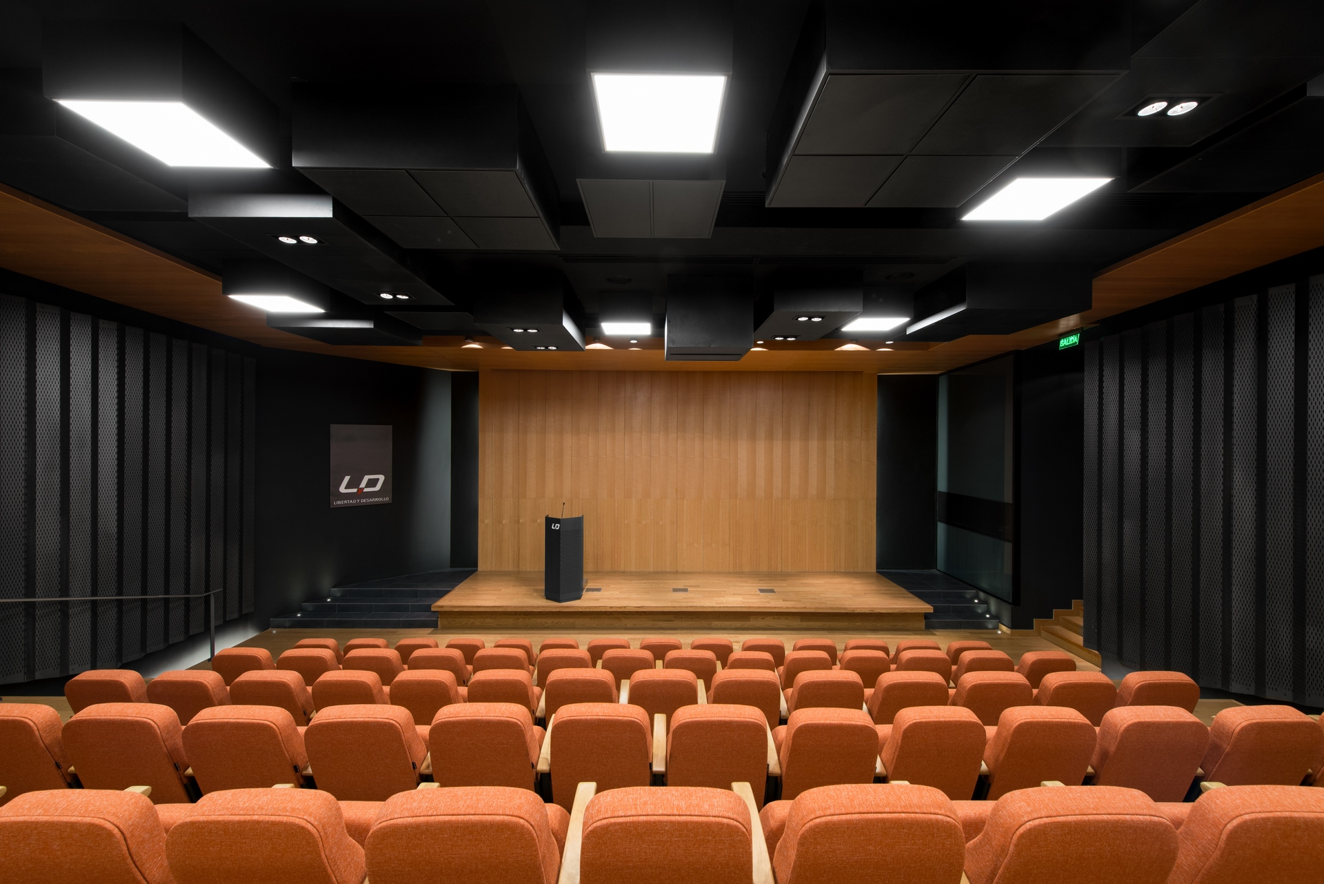 Auditorio Libertad y Desarrollo