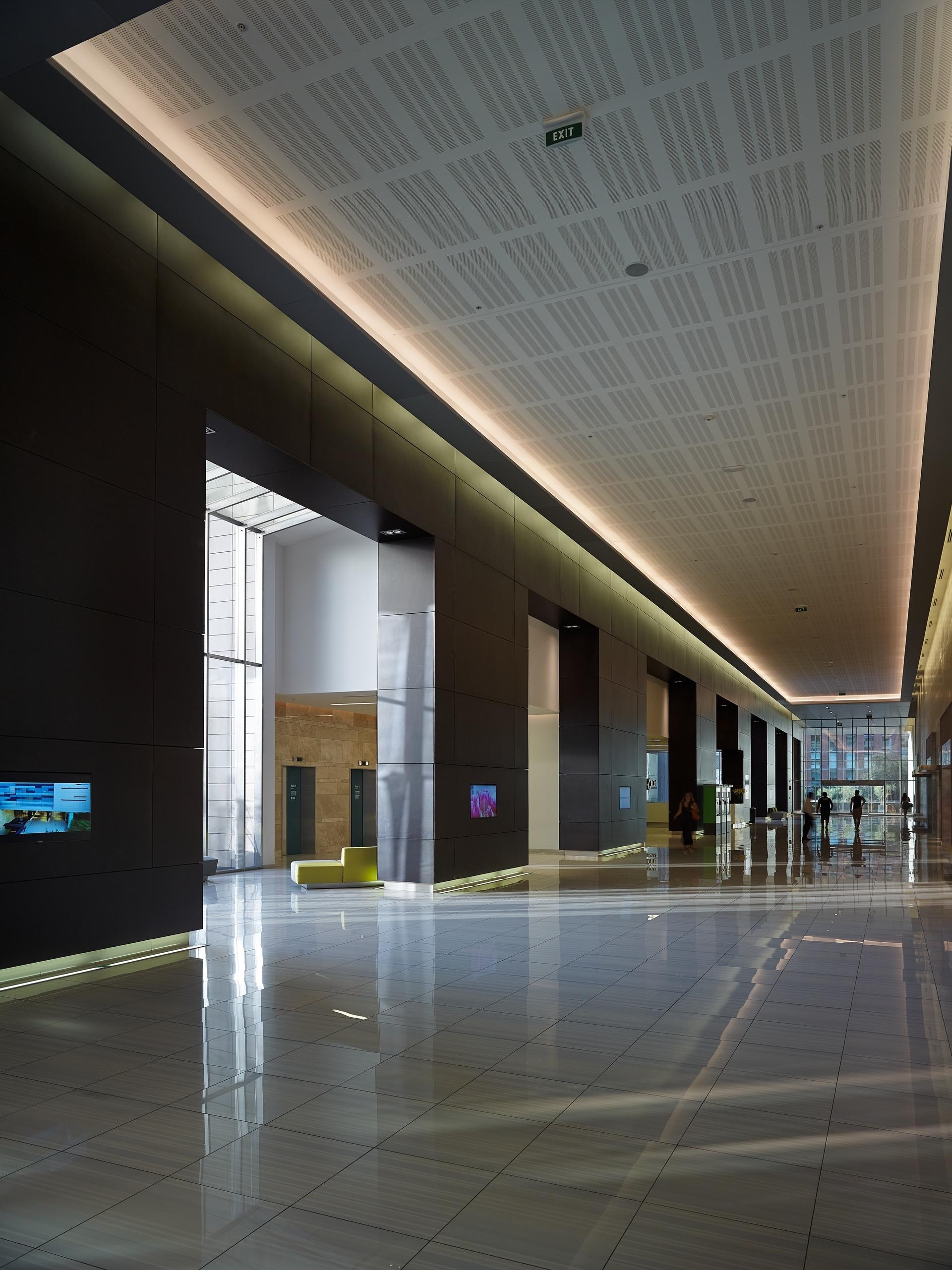 Clínica Las Condes Edificio 5