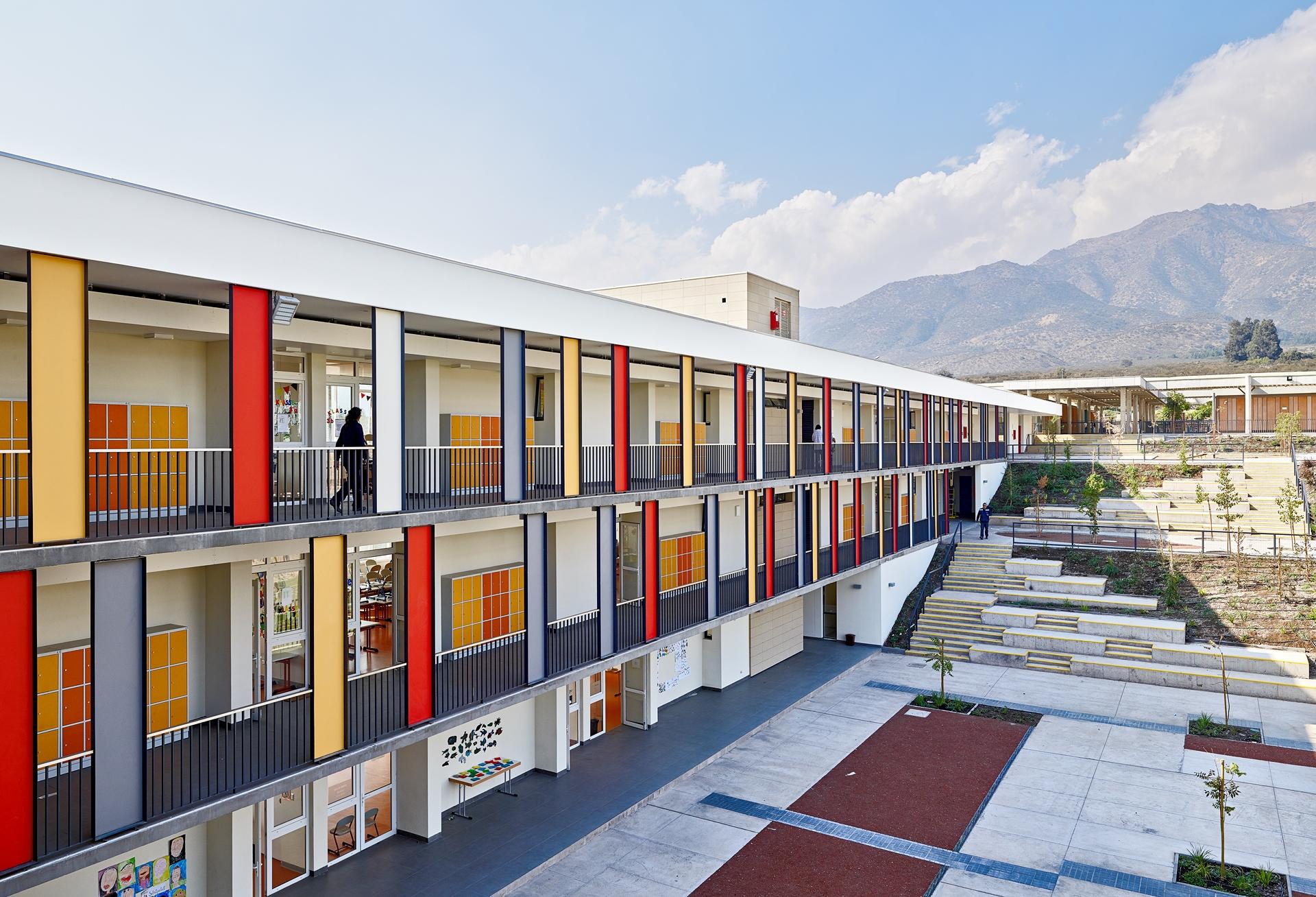 Colegio Aleman de Chicureo